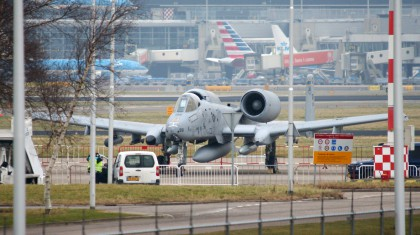 Fairchid Republic A-10C Thunderbolt II 81-0991/DM 354th FS USAF