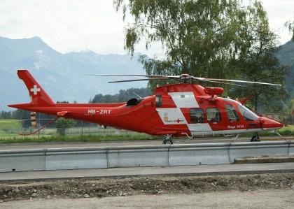 AgustaWestland AW109SP HB-ZRT REGA