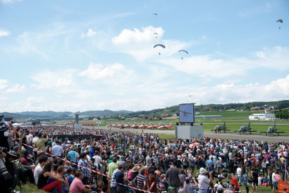 AIR14 Payerne, Switzerland the best Airshow of 2014