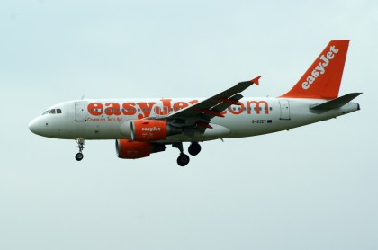 Airbus A319-111 G-EZET easyJet