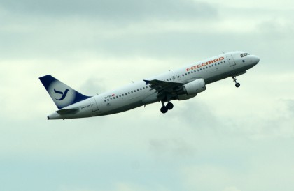 Airbus A320-214 TC-FBO Freebird Airlines