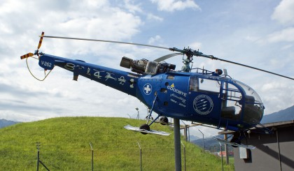 Alouette III V-262 Swiss Air Force