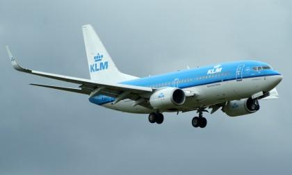 Boeing 737-7K2 KLM