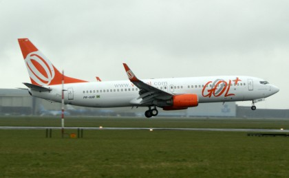 Boeing 737-8EH PR-GUB Gol Transportes Aereos