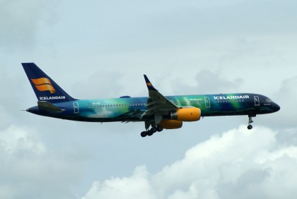 Boeing-757-256 TF-FIU Icelandair