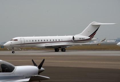 Bombardier Global Express 6000 CS-GLC NetJets Europe