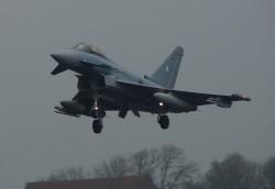 Eurofighter Typhoon 30+76 Luftwaffe