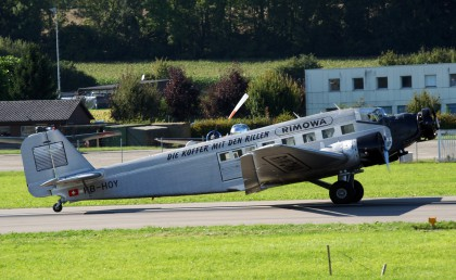 Junkers (CASA) 352A-3 (Ju-52) HB-HOY Ju-Air