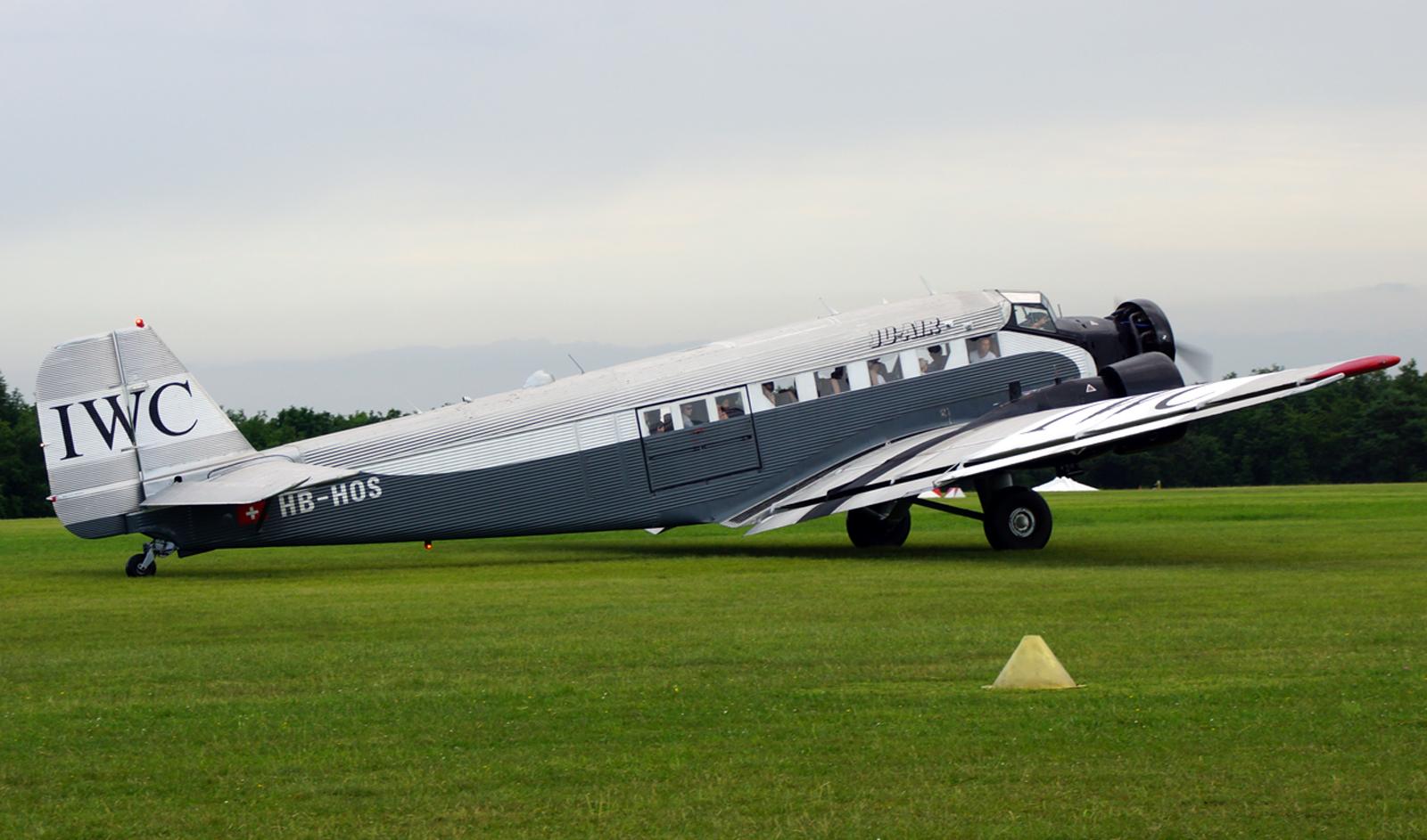 Junkers Ju-523mg4e HB-HOS Ju-Air