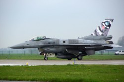 Lockheed Martin F-16C 4055 Polish Air Force