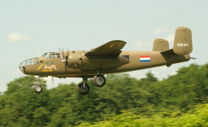 North American B-25N Mitchell PH-XXV/232511/N5-149 Royal Netherl