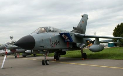 Panavia Tornado IDS 43+50 TLG33 Luftwaffe