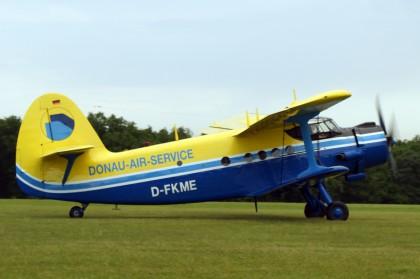 Antonov An-2 D-FKME Donau-Air-Service