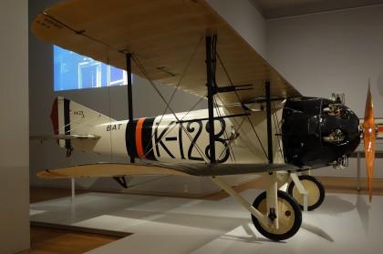 BAT F.K.23 Bantam I K-123 RAF