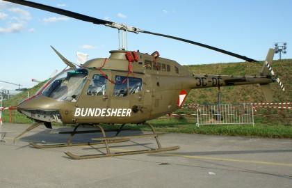 Bell OH-58B Kiowa 3C-OC Austrian Armed Forces
