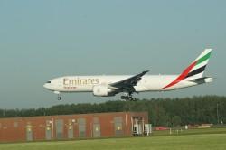 Boeing 777-F1H A6-EFN Emirates SkyCargo