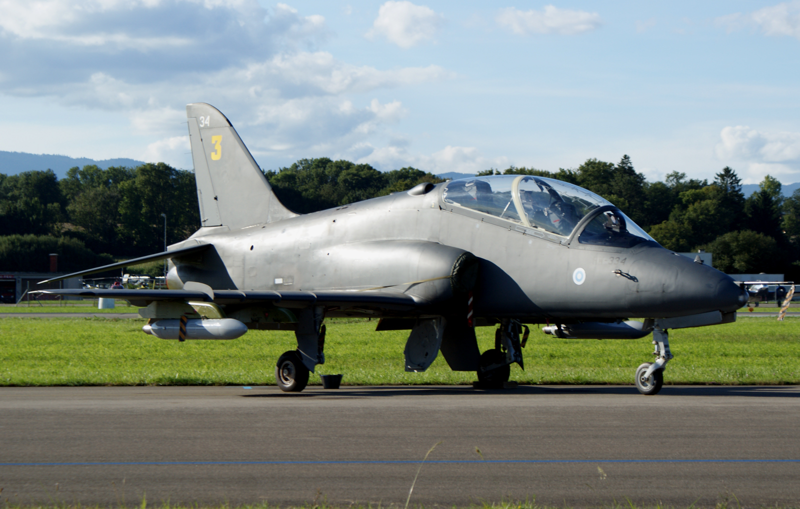 British Aerospace Hawk 51 HW-334 3 Finnish Air Force