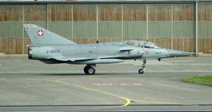 Dassault Mirage IIIDS HB-RDF/J-2012