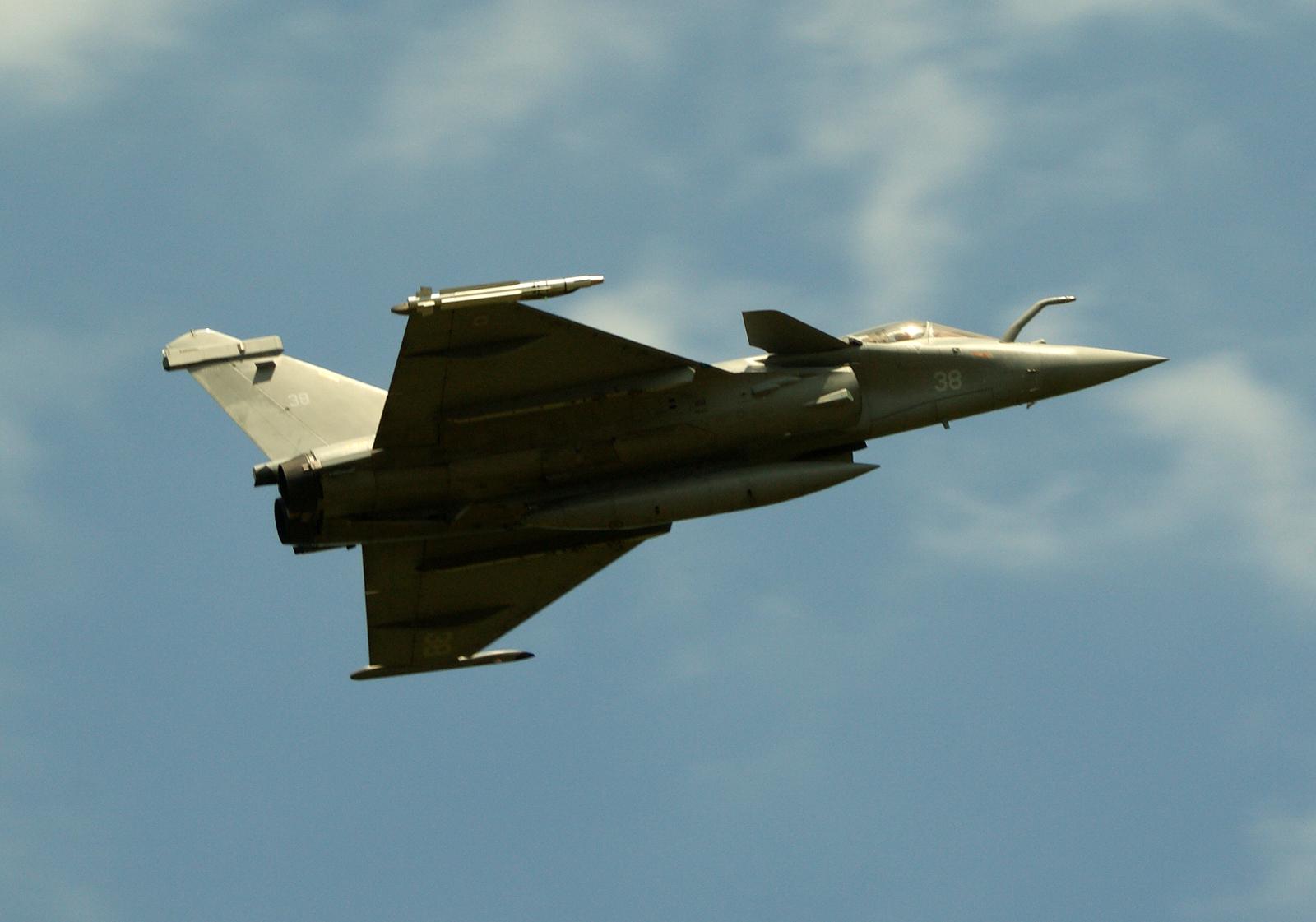 Dassault Rafale M 38 French Navy