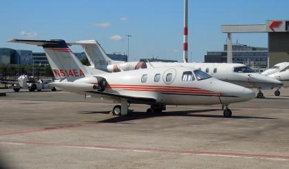 Eclipse Aviation Eclipse EA-500 N514EA  Private
