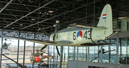 Hawker Sea Furry Mk.50 6-43 MLD (Royal Netherlands Navy)
