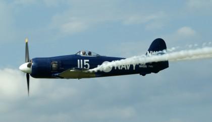 Hawker Sea Fury FB11 F-AZXJ/WH589/NW-115