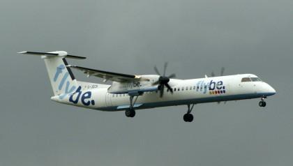 Bombardier DHC-8-402/Q400 G-JECK Flybe - British European