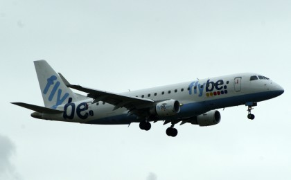 Embraer 175LR G-FBJJ Flybe - British European