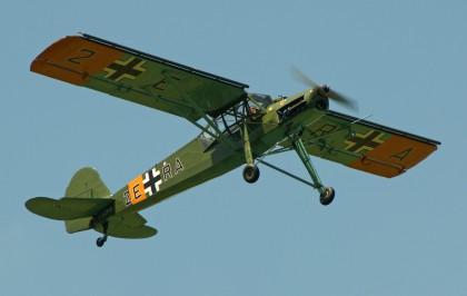 Fieseler Fi-156C-3 Storch F-AZRA/2E+RA Luftwaffe