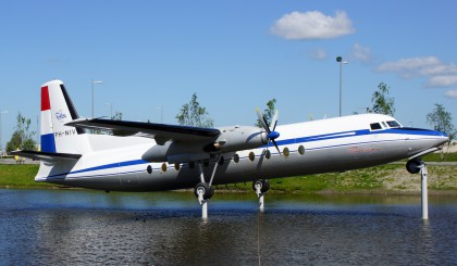 Fokker F.27-100 Friendship PH-NIV Fokker Aircraft