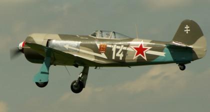 Let C-11 (Yak-11) F-AZNN/14