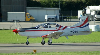 Pilatus PC-9M 064 Croatian Air Force