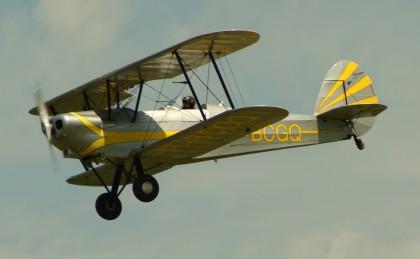 Stampe-Vertongen SV.4A F-BCGQ