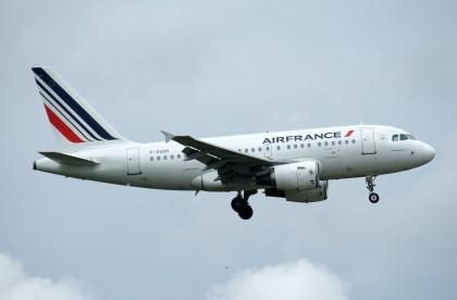 Airbus A318-111 F-GUGH Air France