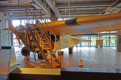 Focke-Wulf A.16 D437 Bremen