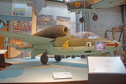 Heinkel He162A-2 Volksjäger 120076/4 Luftwaffe