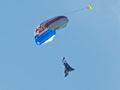 Jet Man Yves Rossy