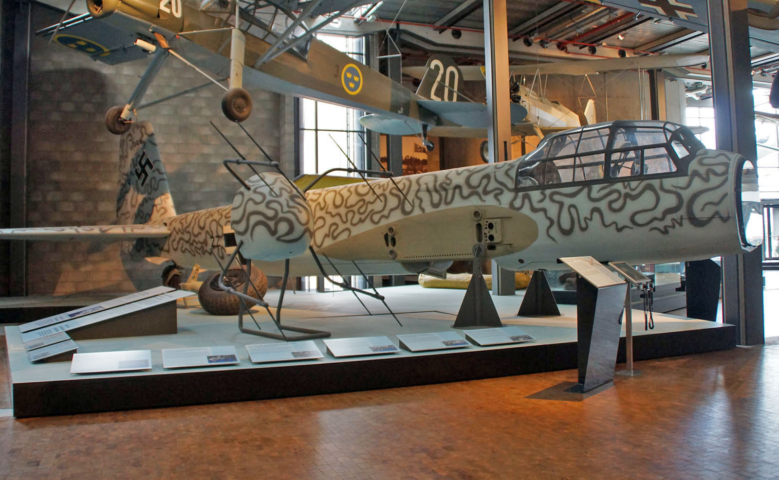 Junkers Ju 88 A-5, Werk Nr. 0886146/CV+VP Luftwaffe