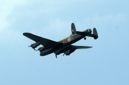 Avro Lancaster B.1 PA474 Battle of Britain Memorial Flight RAF