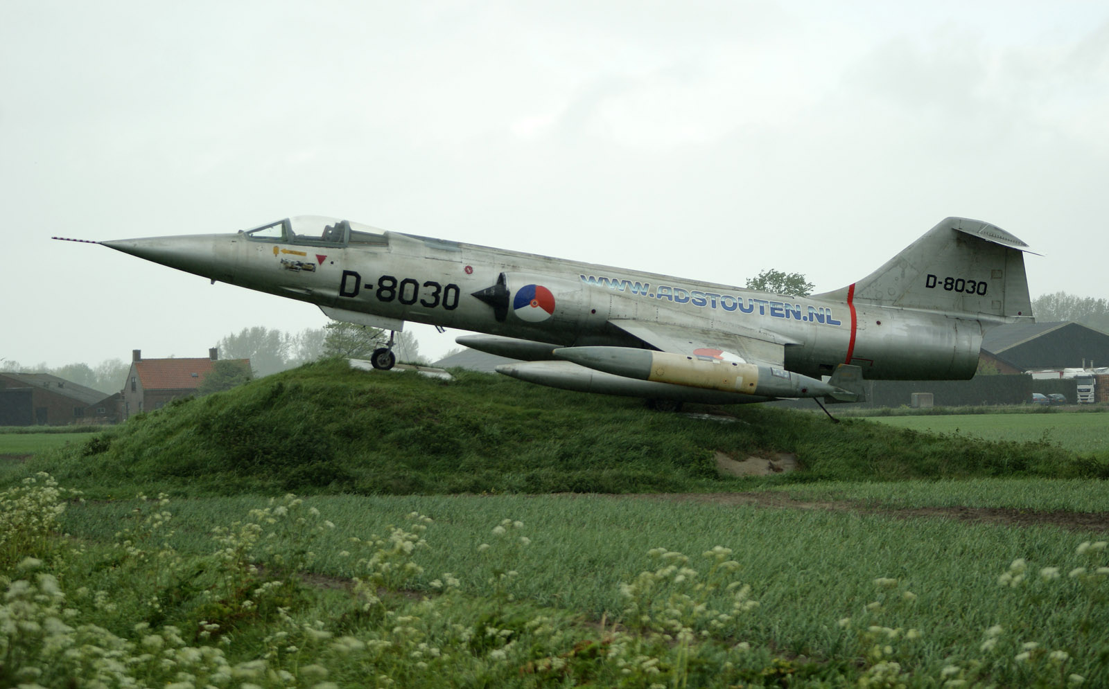 Lockheed F-104G Starfighter D-8030 ex Royal Netherlands Air Force