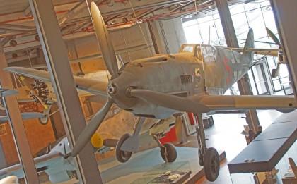 Messerschmitt Bf109E-3 1407/+5 Luftwaffe