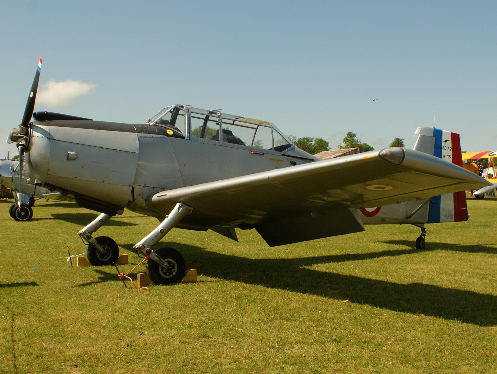 Nord 3202 Master F-AZIY/ZIY ex French Army
