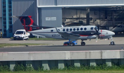 Beechcraft 350i King Air N350KA Beechcraft Corporation