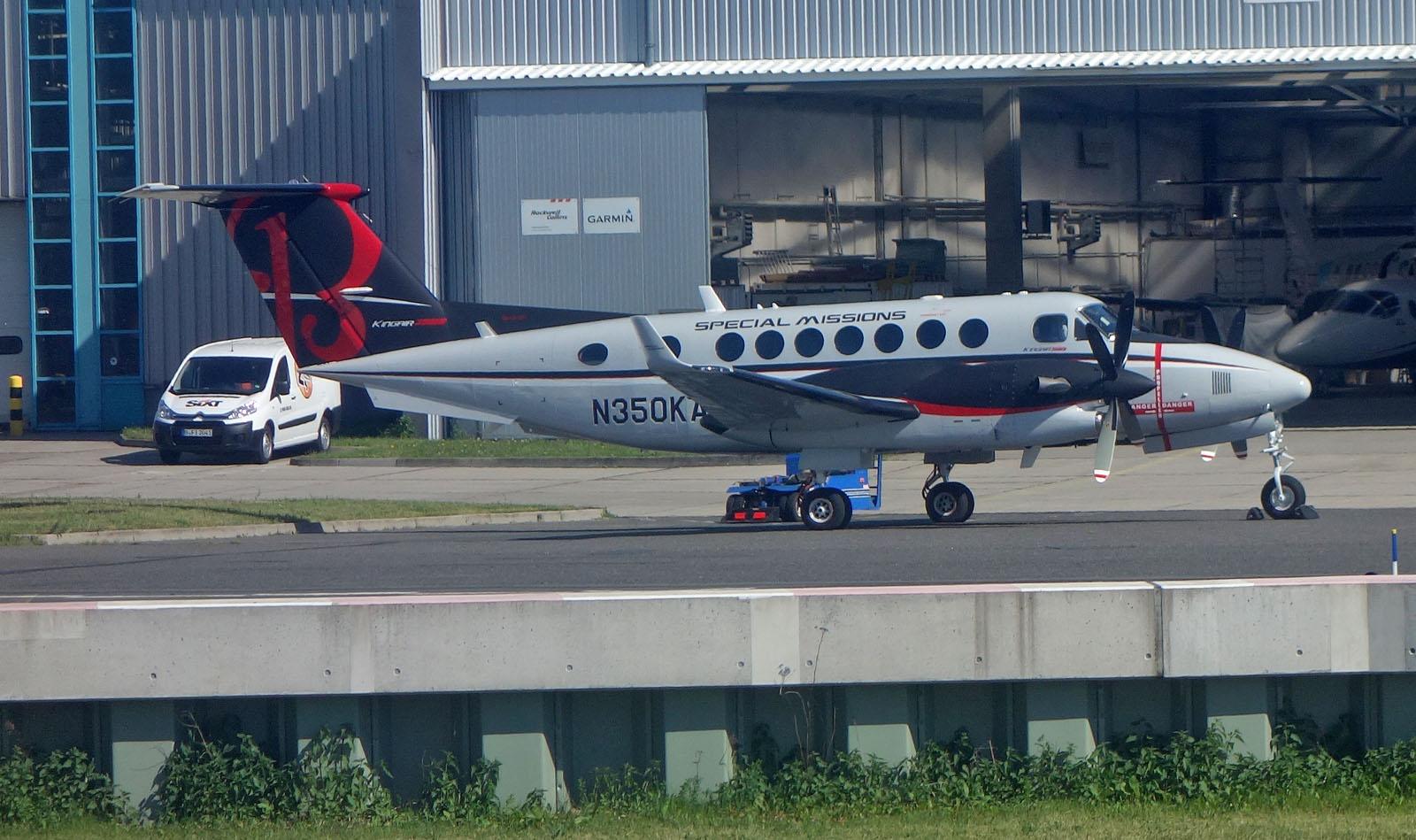 Beechcraft 350i King Air N350KA Beechcraft Corporation