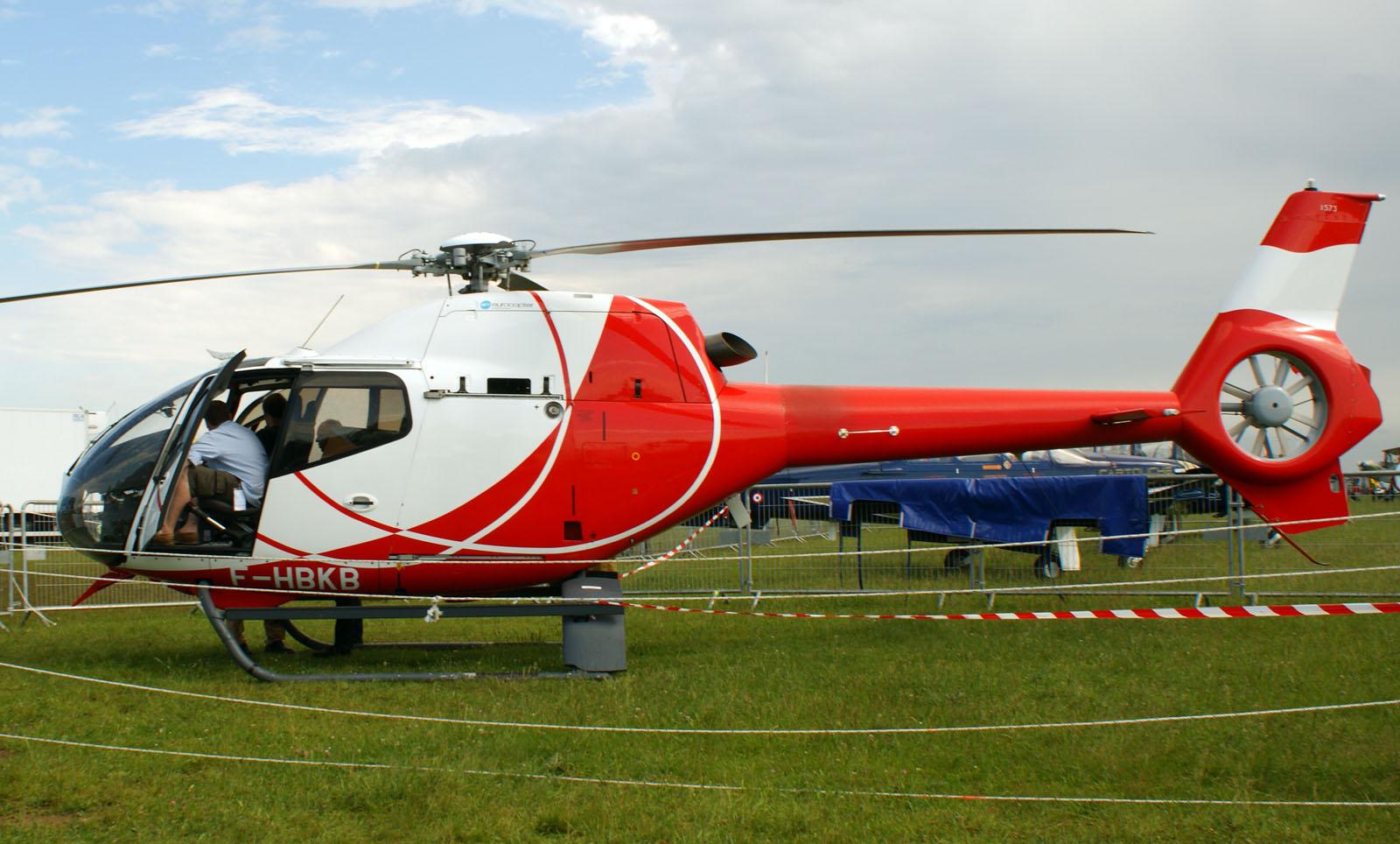 Eurocopter EC120 Colibri F-HBKB Heli Dax