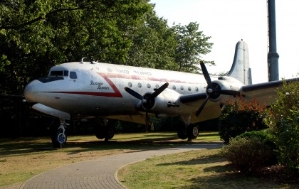Douglas C-54A Skymaster 44-09063 US Army Air Force