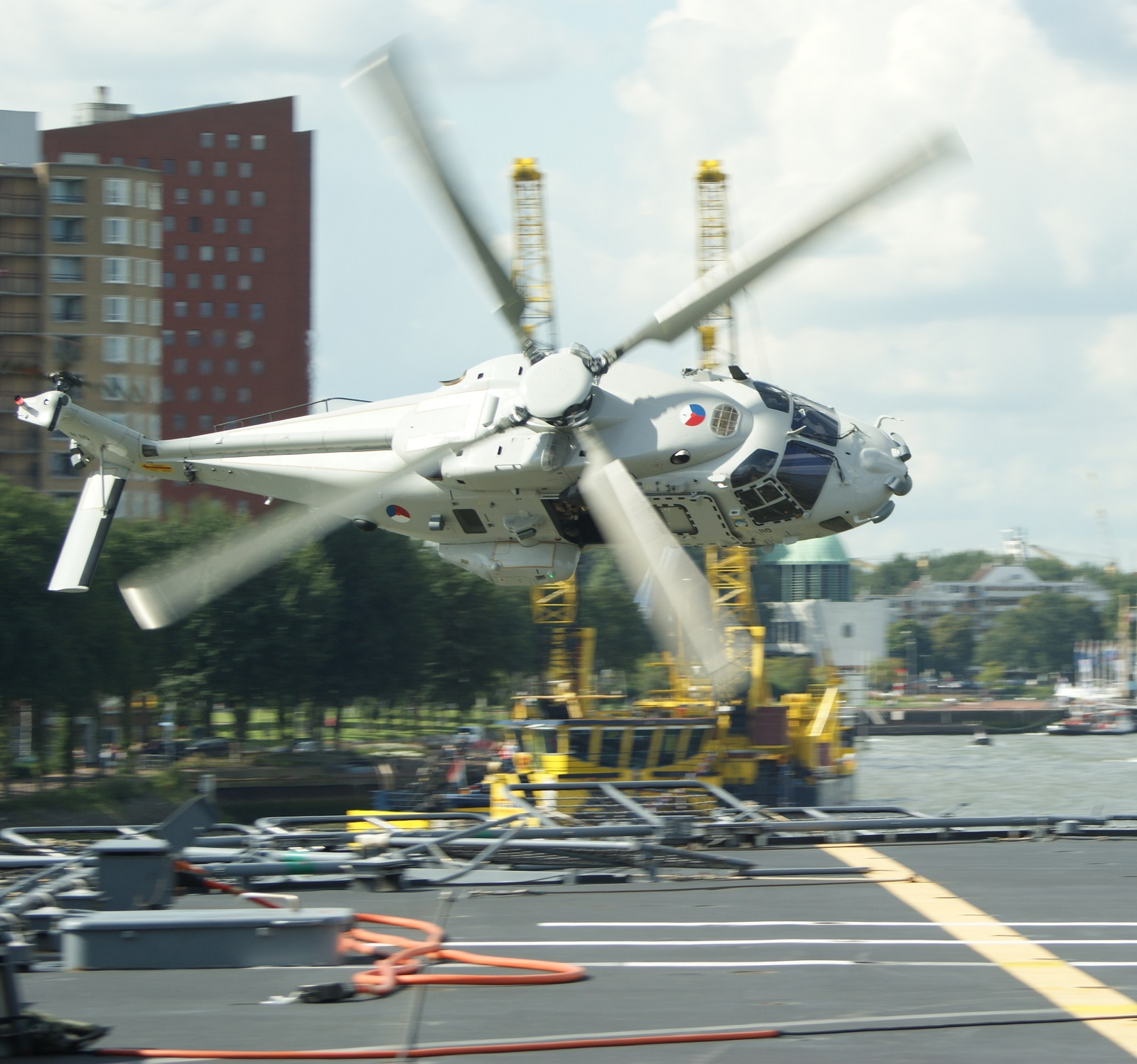 NHI NH-90 NFH N-110 860sq Netherlands - Navy